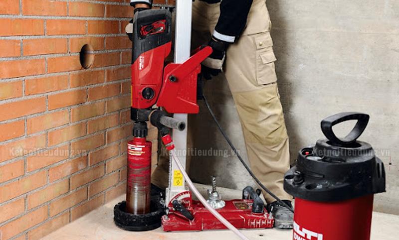 Tim hiểu về máy khoan rút lõi bê tông trong ngành xây dựng